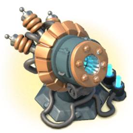 Shock Launcher - Level 5