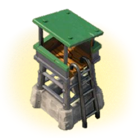 Sniper Tower - Level 10