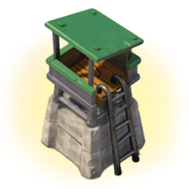 Sniper Tower - Level 11