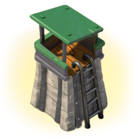 Sniper Tower - Level 12