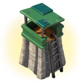 Sniper Tower - Level 13
