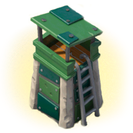 Sniper Tower - Level 14