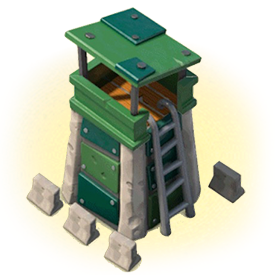 Sniper Tower - Level 15