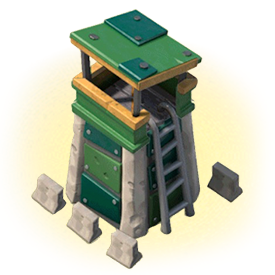 Sniper Tower - Level 16