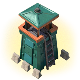 Sniper Tower - Level 17