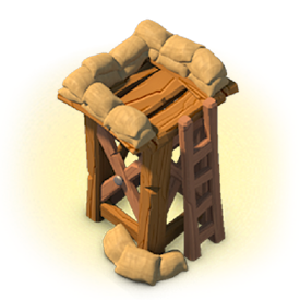 Sniper Tower - Level 2