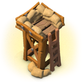 Sniper Tower - Level 3