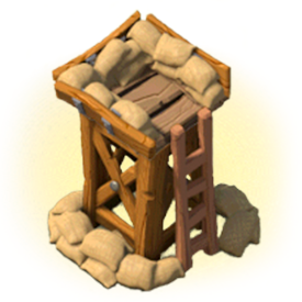Sniper Tower - Level 4