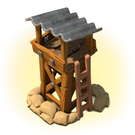 Sniper Tower - Level 5