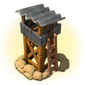 Sniper Tower - Level 6