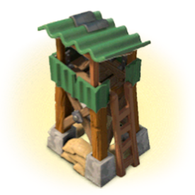 Sniper Tower - Level 7