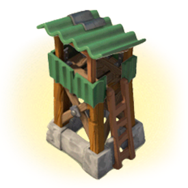 Sniper Tower - Level 9