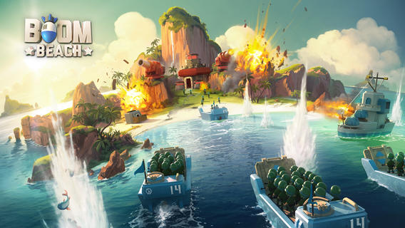 Boom Beach - Are you ready for the BOOM?