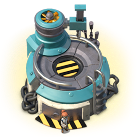 The Weapon Lab is used to build Prototype Defenses created from Prototype Modules.