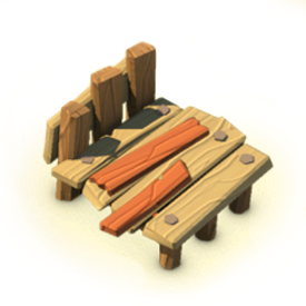 Wood Storage - Level 1