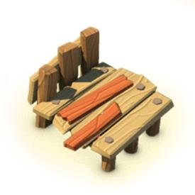 Wood Storage - Level 1