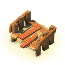 Wood Storage - Level 2