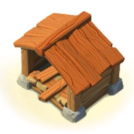 Wood Storage - Level 4