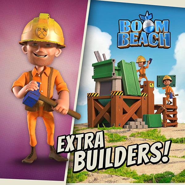 extra builders