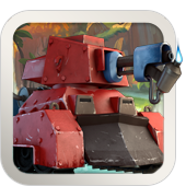 The Scorcher is a massive, armored unit with a short range and attention span. It takes a boatload of Energy to deploy and leaves with a bang, harming everything nearby.