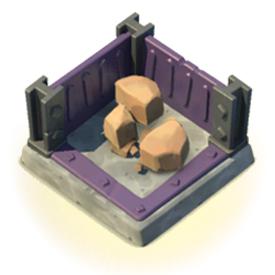 Stone Storage Level 6-7