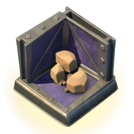Stone Storage Level 8